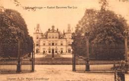 Evergem  Langerbrugge  Kasteel Baronnes Van Loo     I 5757 - Evergem