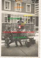 WW2 RARE ! PHOTO ORIGINALE Soldat Allemand KOMMANDANTUR ? à ARCACHON P. La Teste De Buch Le Pilat Plage 33 GIRONDE 1942 - 1939-45