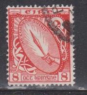 IRELAND Scott # 137 Used - Sword Of Light Type - 1949-... Republic Of Ireland