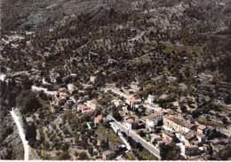 06 - MAGAGNOSC : Vue Aérienne Sur Le Village - CPSM Dentelée Colorisée Grand Format - Alpes Maritimes - Autres Communes