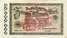 Notgeld Reichsbahn 20  Millionen Mark  Berlin - [ 3] 1918-1933 : République De Weimar