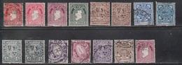 IRELAND Scott # Between 106 & 116 Used - Not Full Set - Duplication - 1949-... Republic Of Ireland