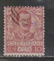 ITALY Scott # 79 Used - 1861-78 Vittorio Emanuele II