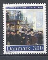Danemark 1988 N°927 Neuf ** Fédération Danoise De L'industrie - Danemark