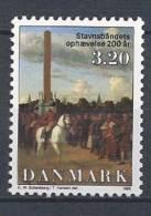 Danemark 1988 N°926 Neuf ** Abolition Du Servage - Danemark