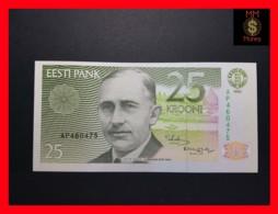 ESTONIA 25 Krooni 1992  P. 73 B  UNC - Estonie