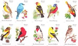 USA 2014 Mi.No. 5068 - 5077 BIRDS 10 V MNH **   12,00 € - Oiseaux