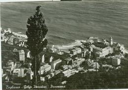 Bogliasco - Golfo Paradiso - Panorama - B/n - N/v - Ediz. Brisca - Bogliasco - Genova