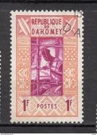Dahomey, 141, Textile, Tissage - Textile
