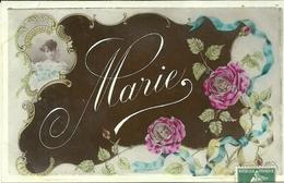 MARIE - Fantaisie                                             -- - Prénoms