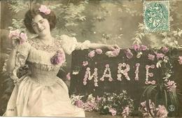 MARIE - Fantaisie                                             -- SIP ? - Prénoms