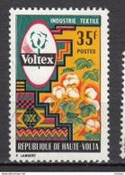 Haute-Volta, Textile, Coton, Cotton - Textile