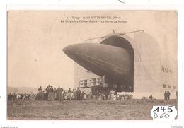 145 FRD60 HANGAR DE LAMOTTE BREUIL LE DIRIGEABLE CLEMENT BAYARD TTB - Francia