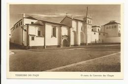 Terreiro Do Paço * O Canto Do Convento Das Chagas * Neogravura, Lda. - Evora
