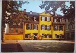 WEIMAR - Schillerhaus - Friedrich Schiller (1759-1805) - DDR Vg    G2 - Weimar