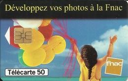 """Fnac """"Développez Vos Photos"""" - France - 1997 - Publicité"""