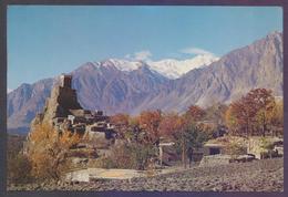 [Beauty-89] PAKISTAN Picture POST CARD - Altit Fort At HUNZA, Unused - Pakistan