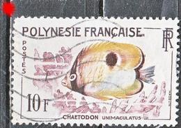 LOTE 1828  ///  (C025)  POLYNESIE FRANÇAISE  N° 19 De 1962  Oblitéré - Polinesia Francesa
