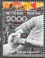 LOTE 1828  ///  (C025)  POLYNESIE FRANÇAISE  N° 610 De 2000 Oblitéré - Polinesia Francesa