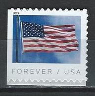 USA. Scott #  MNH. American Flag From BCA Printer  2019 - Ongebruikt