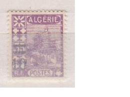 ALGERIE         N°  YVERT  :   71   NEUF AVEC  CHARNIERES      ( Ch 1/15  ) - Algérie (1924-1962)