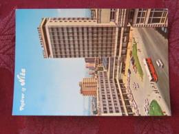 Serbia Unused Postcard Nis Hotel Ambasador Bus - Serbie