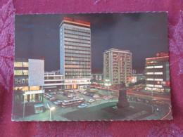 Serbia Unused Postcard Nis Hotel View By Night - Serbie