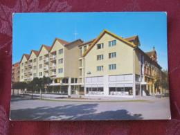Serbia Unused Postcard Novi Becej Houses - Serbie