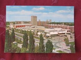 Serbia Unused Postcard Novi Beograd  Buildings Houses - Serbie