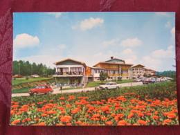 Serbia Unused Postcard Partizanske Vode Hotel Palisad - Serbie