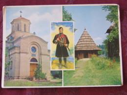 Serbia Unused Postcard Pokajnica Monastery - Painting Of Karageorge - Serbie