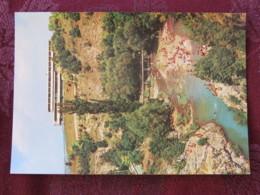 Serbia Unused Postcard Sokobanja River Beach Bridge - Serbie