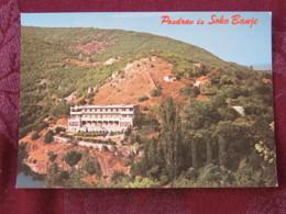 Serbia Unused Postcard Sokobanja Hotel - Serbie