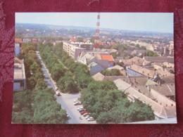 Serbia Unused Postcard Sombor Panorama - Serbie