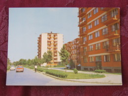 Serbia Unused Postcard Sombor Street View - Serbie