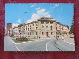 Serbia Unused Postcard Uzice Titovo Street View - Serbie