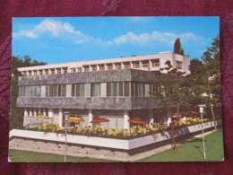 Serbia Unused Postcard Vrnjacka Banja Hotel - Serbie