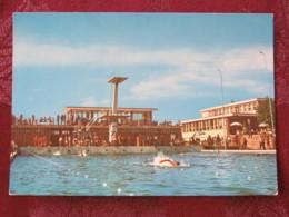 Serbia Unused Postcard Vrnjacka Banja Hotel Pool - Serbie