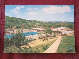 Serbia Unused Postcard Vrnjacka Banja Olympic Pool - Serbie