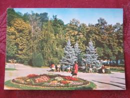 Serbia Unused Postcard Vrnjacka Banja Gardens - Serbie