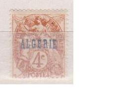 ALGERIE         N°  YVERT  :   5   NEUF SANS   CHARNIERES      ( Nsch 1/15  ) - Algérie (1924-1962)