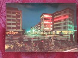 Serbia Unused Postcard Zajecar Street View By Night - Serbie