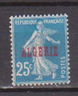 ALGERIE         N°  YVERT  :   14   NEUF SANS   CHARNIERES      ( Nsch 1/15  ) - Algérie (1924-1962)