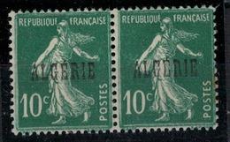 ALGERIE         N°  YVERT  :   8 X 2 1Ex ALCERIE (point Rouille)     NEUF SANS   CHARNIERES      ( Nsch 1/15  ) - Algérie (1924-1962)