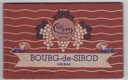 Carnet De 9 CPA - Bourg-de-Sirod - Zonder Classificatie