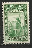 ALGERIE        N° YVERT   127    NEUF SANS GOMME     (  SG   01/06 ) - Algérie (1924-1962)
