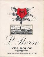 VIN ROUGE ST.PIERRE HM  (1) - Rouges