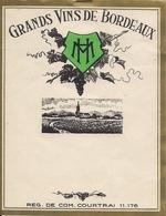 GRANDS VINS DE BORDEAUX HM  (1) - Bordeaux