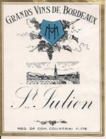 GRANDS VINS DE BORDEAUX JULIEN  HM  (1) - Bordeaux