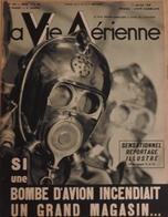 La Vie Aérienne. La Base De Berre. Roger Bellon. Quand W. Billion Du Plan Tomba En Mer Devant Alger, Etc - Avion